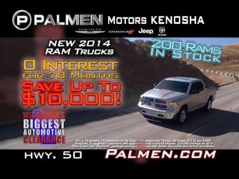 Palmen Motors New Ram Truck 10k Off Youtube