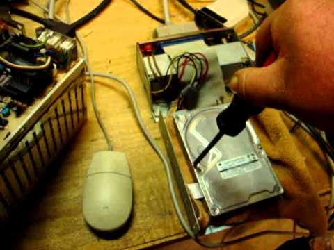 Repair and Recover a Macintosh Quantum Prodrive hard disk drive
