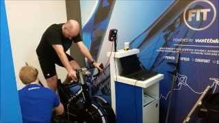 WattBike Bike Fit Giant Sheffield