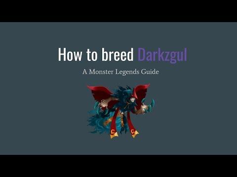 Monster Legends - How to breed Darkzgul