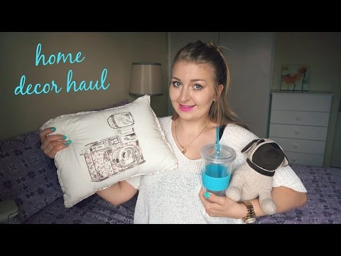 Home decor haul: Primark Home, Dunnes Stores, TkMaxx, Tiger