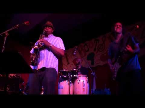 Sparkplug plays Melvin Sparks music - The Fire Eater