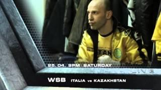 WSB: Italia vs Kazakhstan