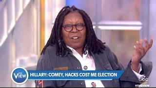 Panel Discusses Hillary