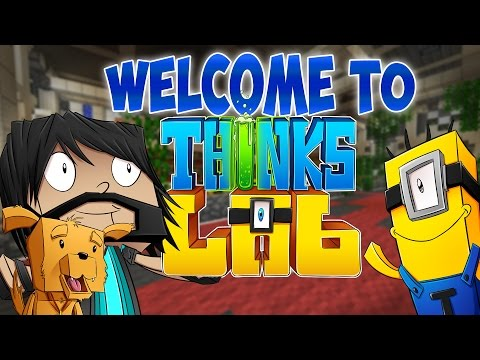 Minecraft Mods: Welcome To Think's Lab!!!