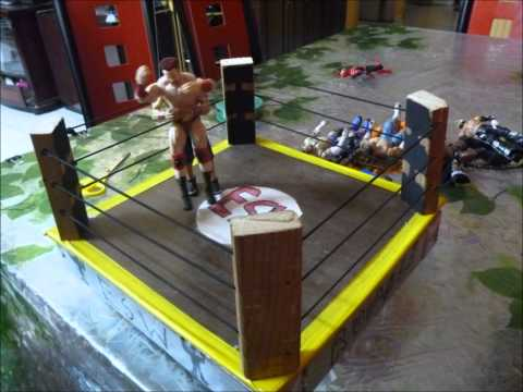 ESW John Cena vs Sheamus