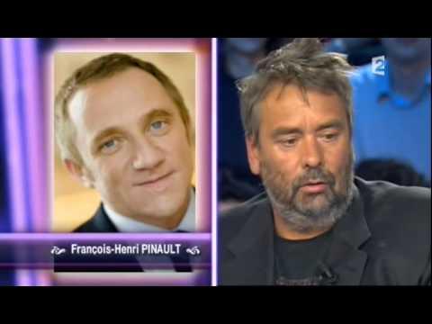 Luc Besson & Yann Arthus-Bertrand - On n'est pas couché 30 mai 2009 #ONPC
