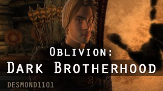 "Oblivion - Dark Brotherhood, Part 11 - ""Of Secrets and Shadows"" and ""Purification"""