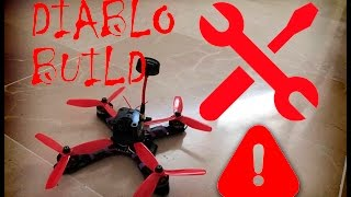 Epic - Meticulous DroneXLabs Diablo build by El Verde FPV.