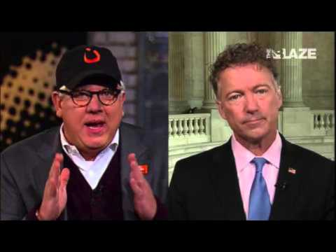 Rand Paul on Being Banned from the Debate | Glenn Beck Radio (Audio)
