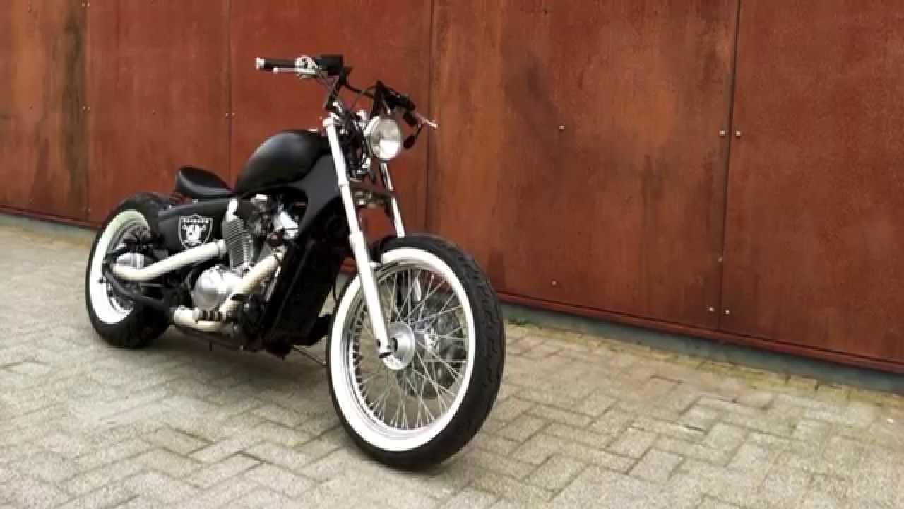 Honda Shadow Motorcycle Handlebars
