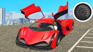 I Bought The Fastest Supercar In The Game.. (GTA RP)