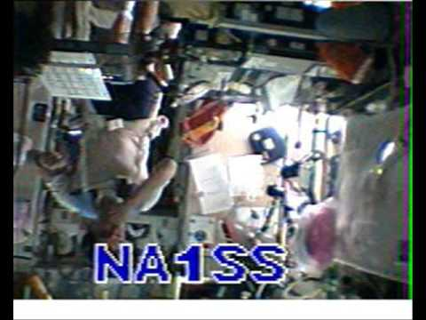 ISS cross band repeater
