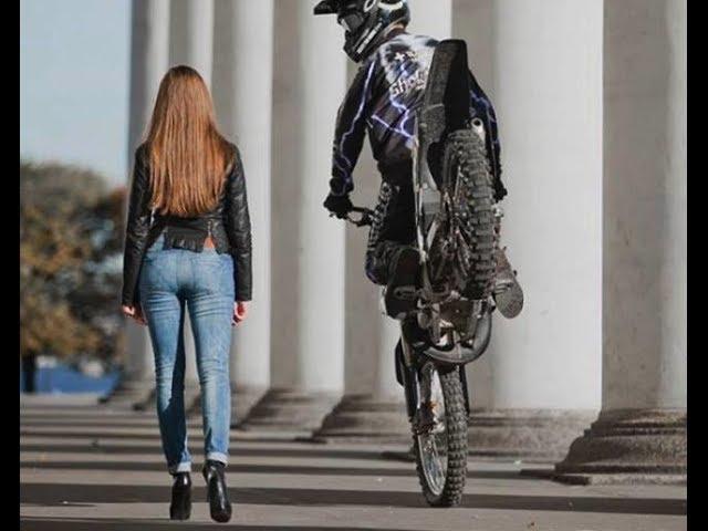 URBAN MOTOCROSS CITY MAYHEM RUSSIA Full Video