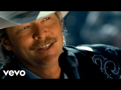 Alan Jackson – Too Much Of A Good Thing