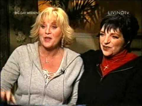 Lorna Luft & Liza Minnelli - Tale of Two Sisters (Judy Garland) - Part 1