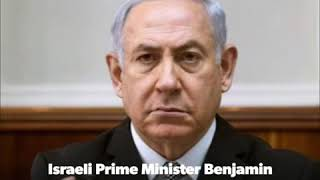 Israeli PM Benjamin Netanyahu claims Iran flew a drone into their air space