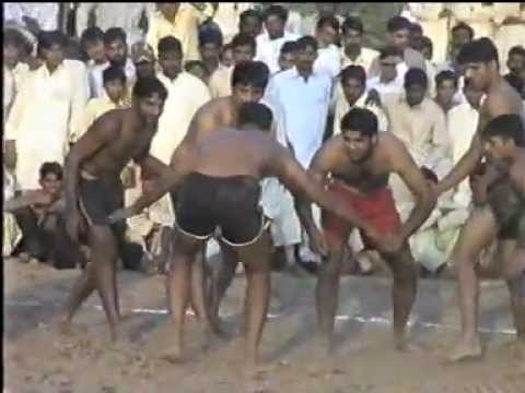 Phalia Kabadi Match Razi Gondal Part2 video