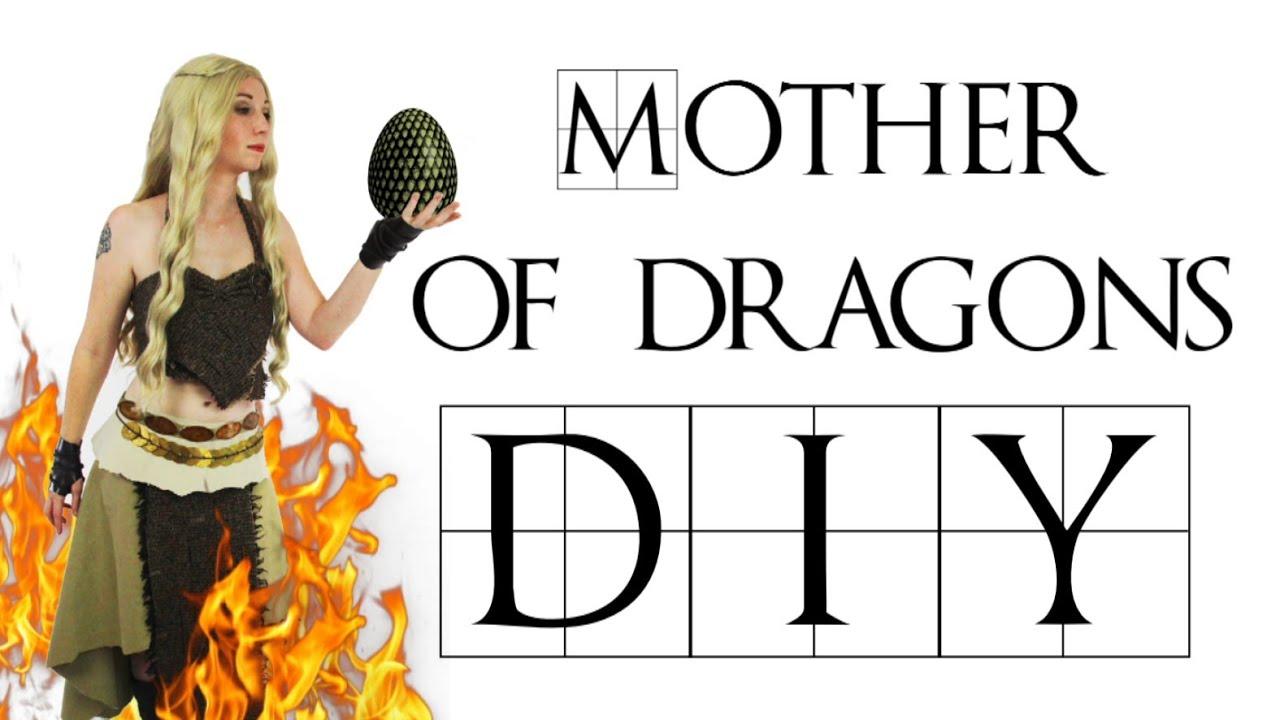 Game of thrones diy khalessi costume daenerys targaryen for Game of thrones daenerys costume diy