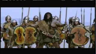 Legend of Awesomest Maximus 1 on 1 battle scene