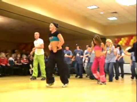 ZUMBA® Fitness is the latin-inspired dance-fitness program that has spread across the world.<br /> When I
