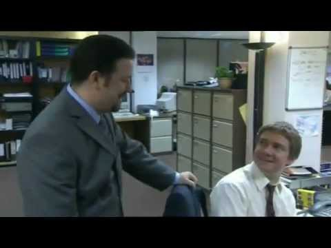 The Office (UK) Christmas Special Outtakes