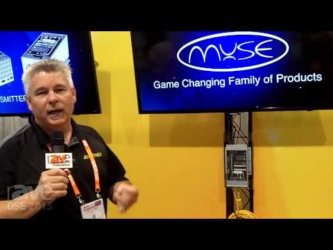 DSE 2015: Altinex Shows the Muse – IR, RS232, HDMI and 150 Watts of AC over Cat6