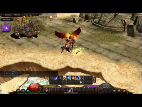 Mu Online - Midgard - Gameplay - dicas para iniciante