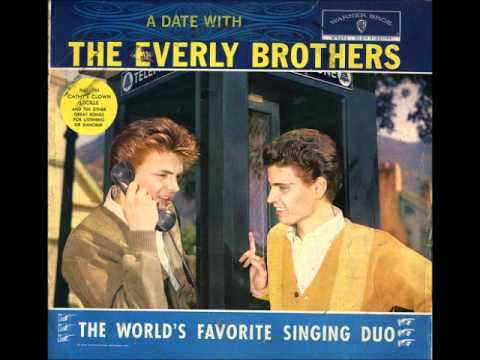 Everly Brothers - Sigh Cry Almost Die