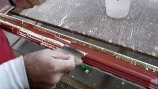 Water Gilding C&J Frame # A047 Part 2