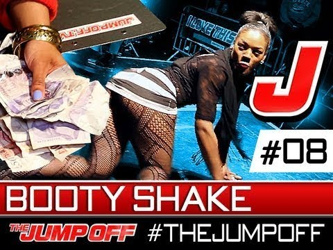 BOOTY: Ass Shaking Contest (Ft: Chip & Wretch32) - TheJumpOff 2012 [WK08‪]