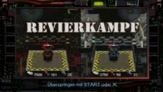 Future Cop L.A.P.D. 2100 - Intro Kampf ums Revier (Deutsch / German)