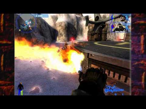 PhysX - Bet On Soldier