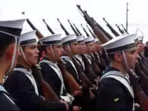 Glorias Navales 2009 Chile-Parte 1