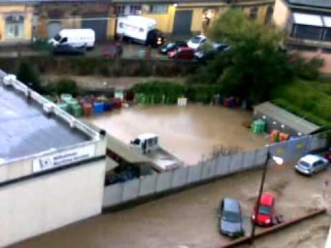 Alluvione a Genova 04/10/10