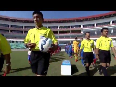india vs Maldives 3-2: SAFF Suzuki Cup 2015 Highlights