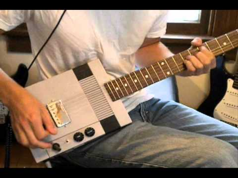 NES Guitar from GetLoFi.com with Internal LoFi Fuzz Unit