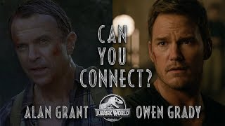 Can You Connect Alan Grant to Owen Grady? | 6 Degrees of Jurassic World
