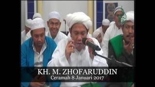 Guru Udin Pembacaan Maulid (Ceramah), 08 Januari 2017 | Nurul Amin Samarinda