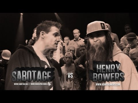 The O-Zone Battles: Sabotage vs Henry Bowers (Promo)