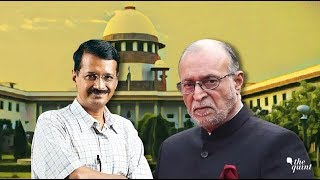 Delhi Govt-LG Tug-Of-War: SC Delivers Split Verdict. What Does This Mean for AAP Govt?