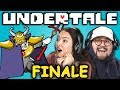 FINAL EPISODE! | UNDERTALE - Part 8 (React: Let