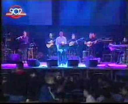 Dimitris Mitropanos - Thalasses (live)