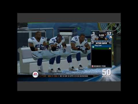 Madden Has Not Done 3 Things Head Coach 09 Promoted