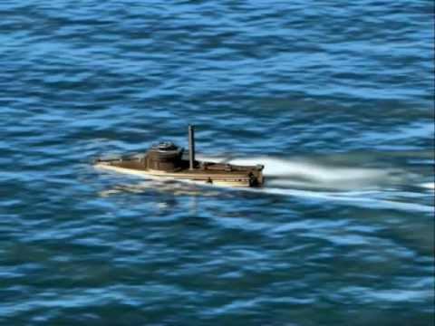 лодка петровских времен