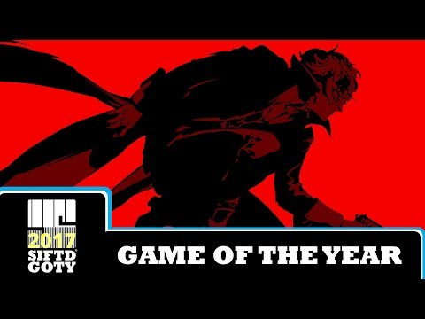 SIFTD Game of the Year Awards 2017: Game of the Year