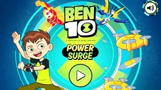 Ben 10 | Power Surge [FULL GAMES] Cartoon Network Games