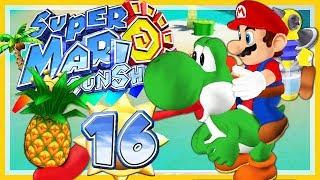 SUPER MARIO SUNSHINE # 16 ☀️ Eine Seefahrt, die ist lustig... [HD60] Let's Play Super Mario Sunshine