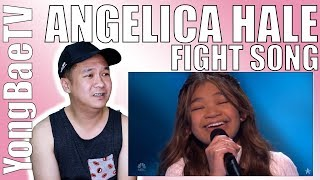 Angelica Hale - Fight Song (America's Got Talent: The Champions) | Reaction | YongBaeTV