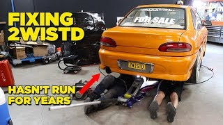 2WISTD - Fixing The Broken Show Car